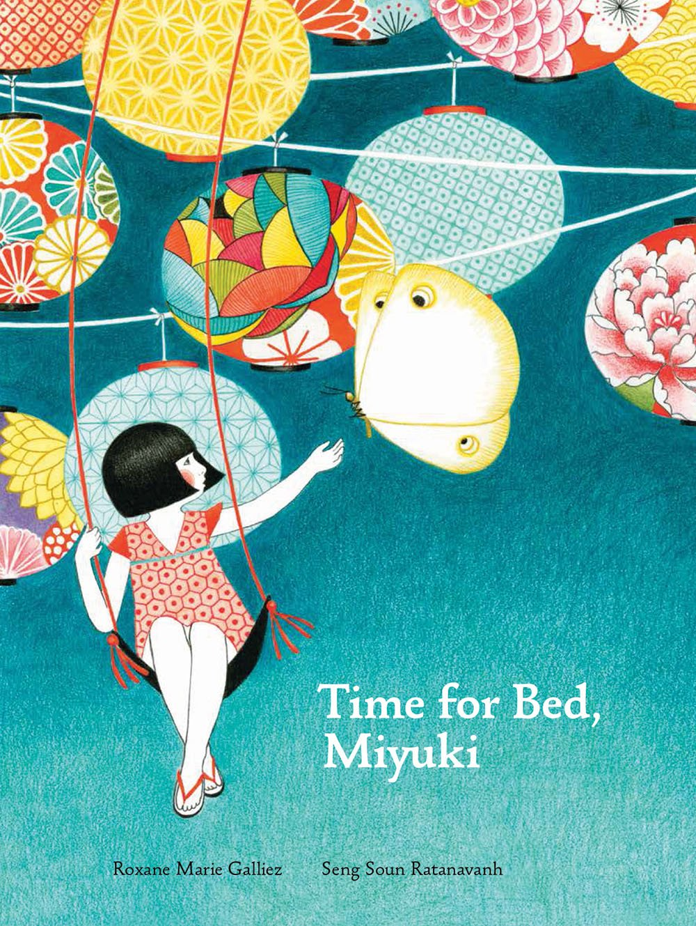 Time for Bed, Miyuki: Galliez, Roxane Marie, Ratanavanh, Seng Soun:  9781616897055: Amazon.com: Books