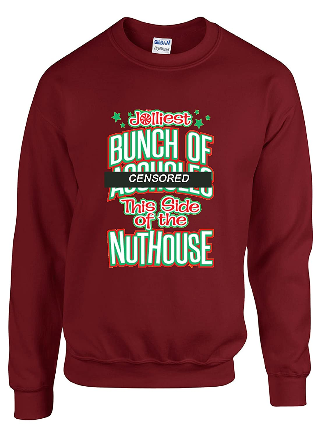 Family Christmas Sweater, Funny, Offensive Holiday Sweater by ...