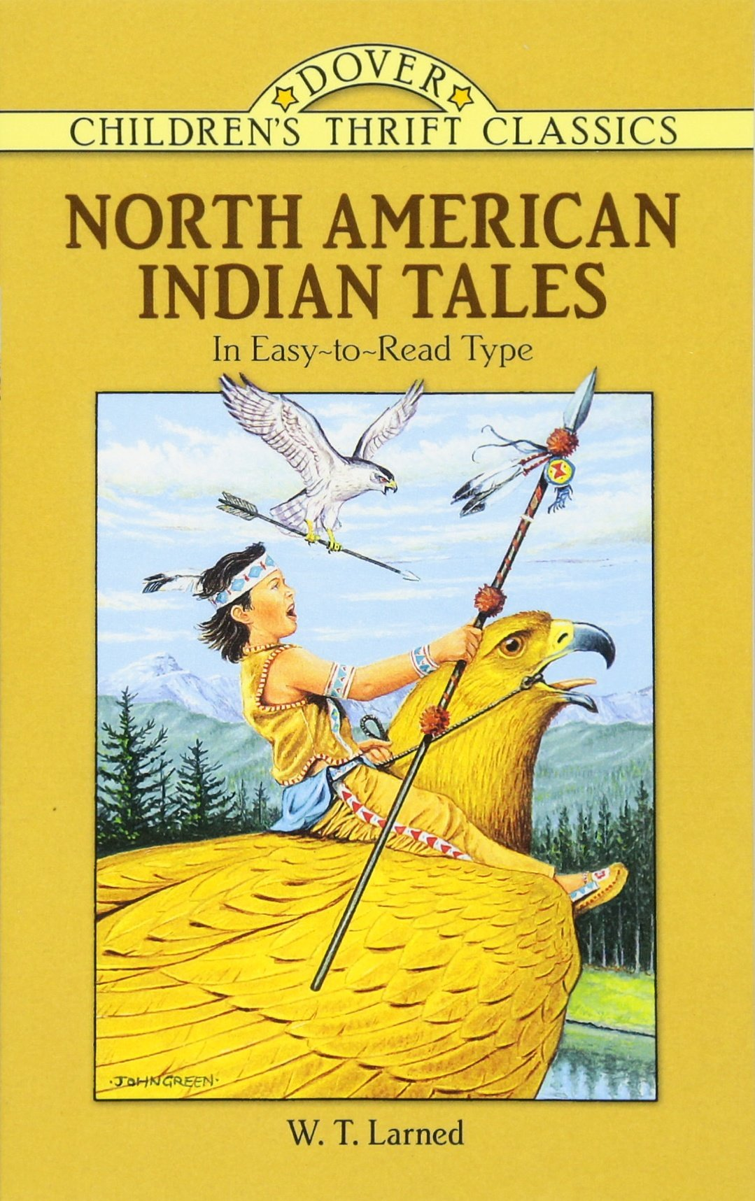 Download North American Indian Tales (Dover Children's Thrift Classics) pdf epub