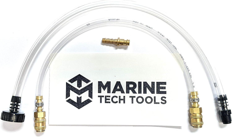 Marine Tech Tools Bleed Kit, Fits Seastar