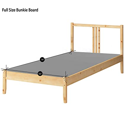 Amazon.com: Greaton, 2 Inch Bunkie Board Mattress/Bed Support