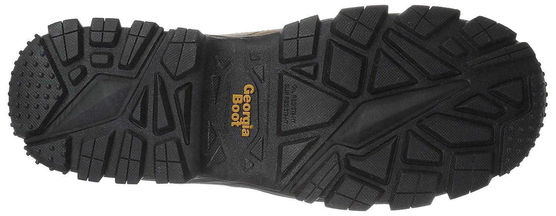 Georgia Gb00158 Mid Calf Boot B0716CZPVB 9.5 M US Dark Brown