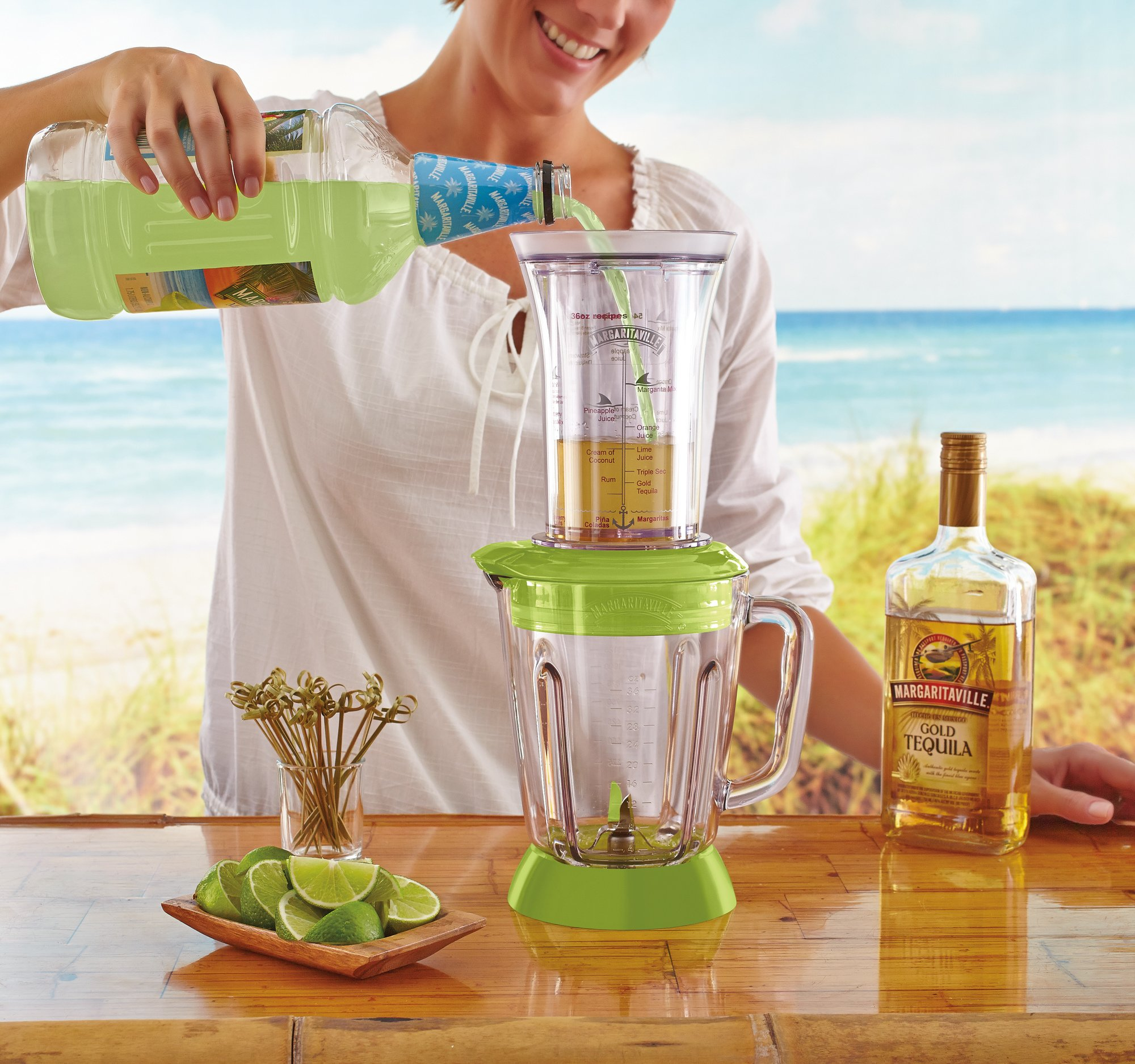 Margaritaville Bahamas Frozen Concoction Maker with No Brainer Mixer, DM0700 by Margaritaville (Image #4)