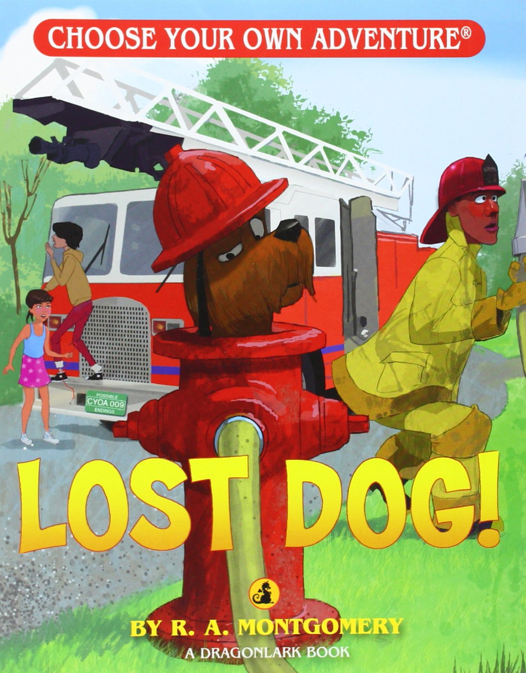 Lost Dog Choose Your Adventure product image