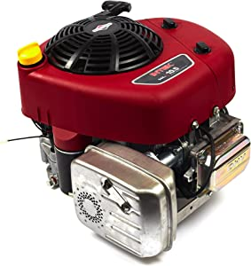 Briggs & Stratton 21R707-0011-G1 10.5 Gross HP Engine with 1-Inch by 3-5/32-Inch Length Crankshaft Tapped 7/16-20-Inch