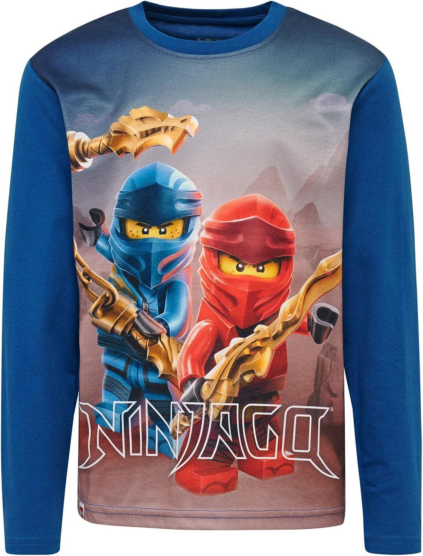 Lego Boys Ninjago cm a Longsleeve T-Shirt