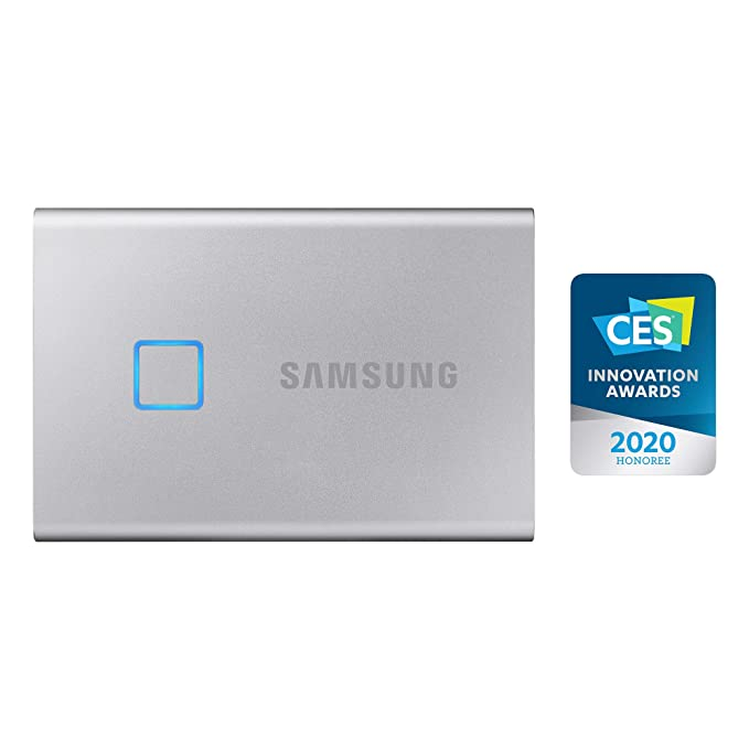 Samsung Portable SSD T5 USB 3.1 hasta 540 MB/s Plateado (Metallic Silver) 2 TB