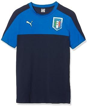 Puma Camiseta con Insignia de FIGC Italia Tribute 2006 para ni ntilde 2cf24b081b658
