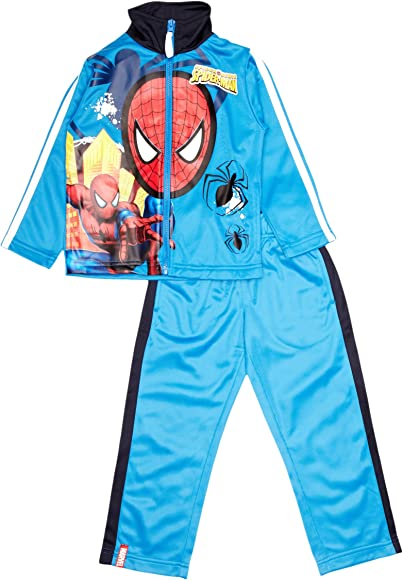 Spiderman Marvel Chándal para niño, talla 10 years - talla inglesa ...