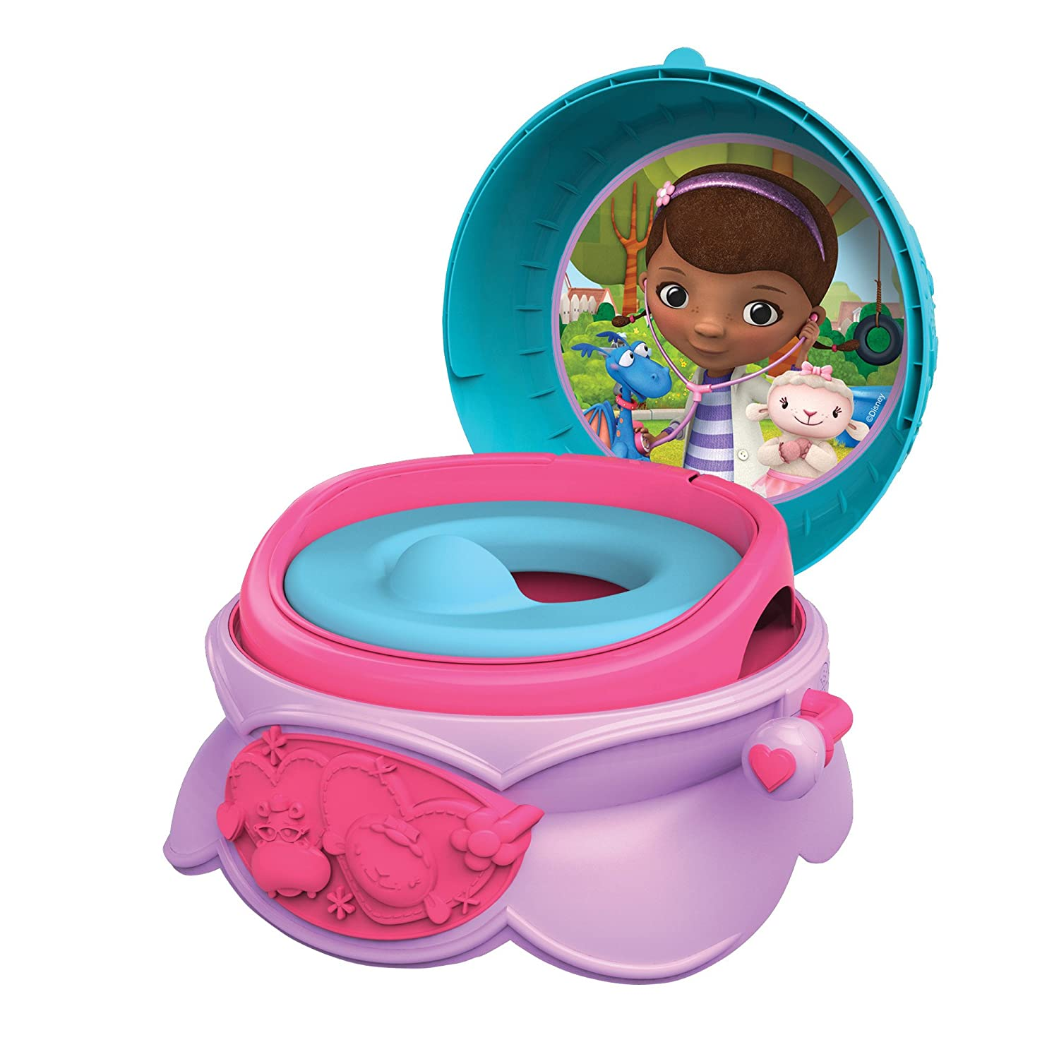 Amazon The First Years Disney Junior Doc Mcstuffins 3 In 1