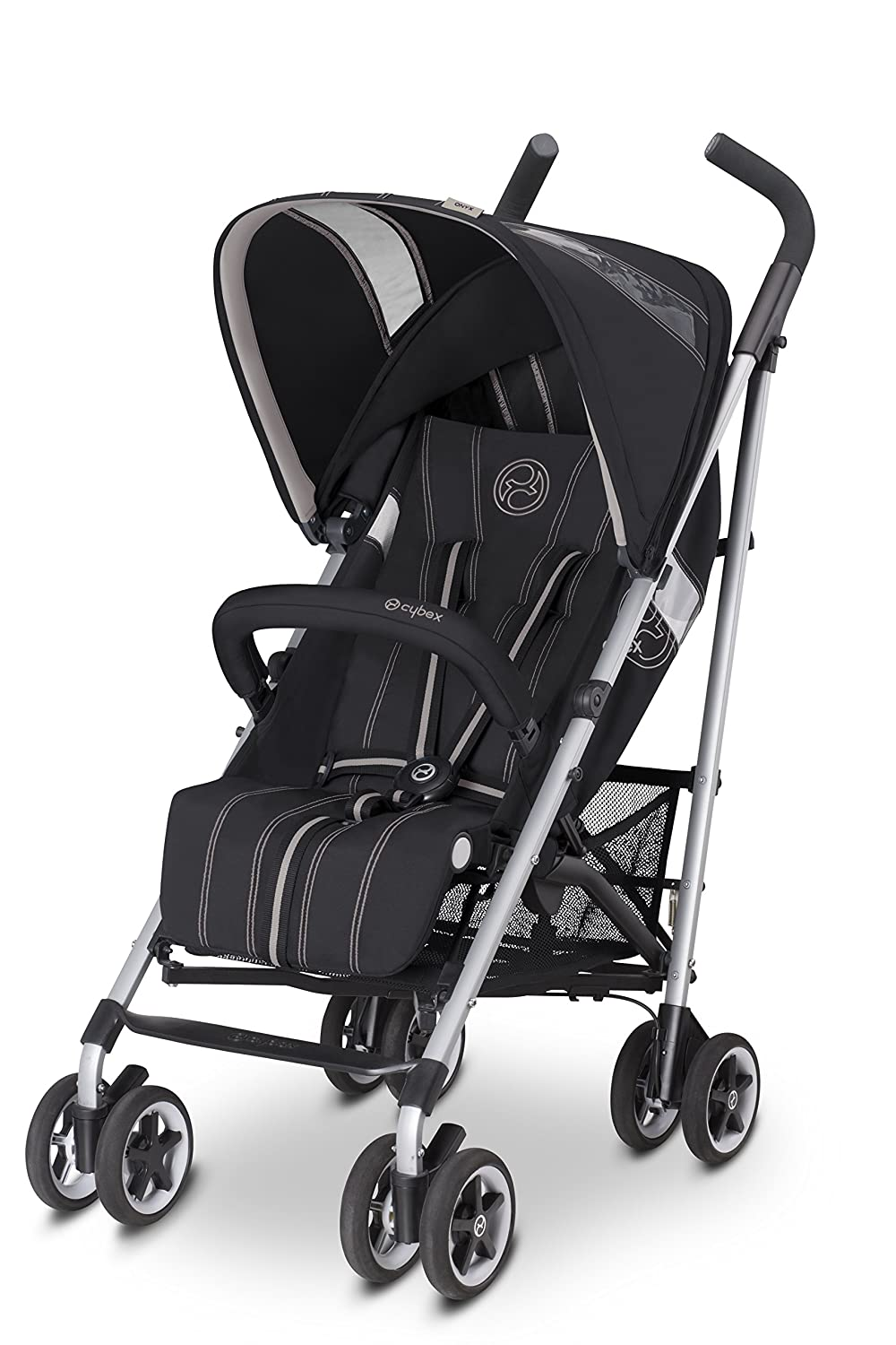 Cybex Gold 516202003 Onyx mars rot Buggy