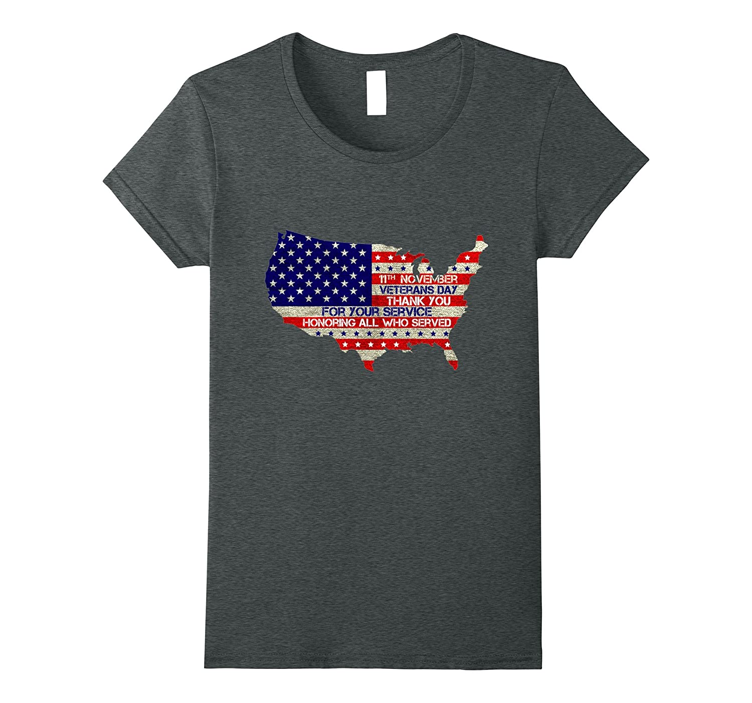 11th November Veterans Day Thank you for your Service Shirt