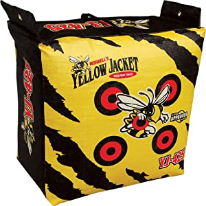 Morrell Yellow Jacket YJ-425 Field Point Bag Archery Target – for Crossbows and Compound Bows.Packaging may vary