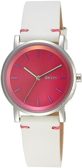 d985eb7b6201 DKNY Reloj DKNY NY2317 Reloj para Mujer Blanco Talla unitalla ...