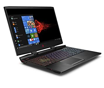 Hp Omen 15 Dc0003na 15 6 Inch Gaming Laptop Black Intel I7 8750h