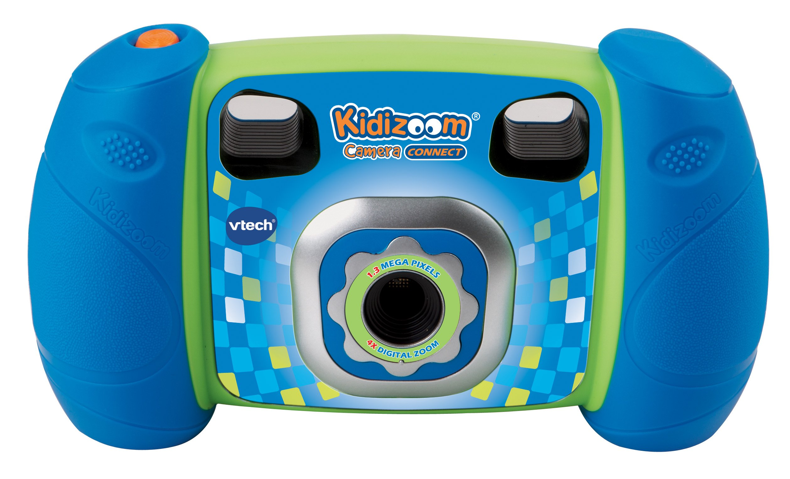 VTech Kidizoom Camera Connect ,Blue
