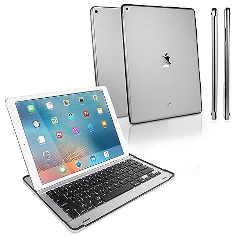 best website c8fe4 23dfc Amazon.com: iPad Pro Case, BoxWave [Keyboard Buddy Case] Bluetooth ...