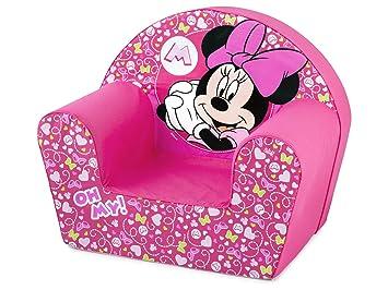 Lulabi – Disney Minnie, weiche Sessel, Pink, 18 + Monate, Farbe ...