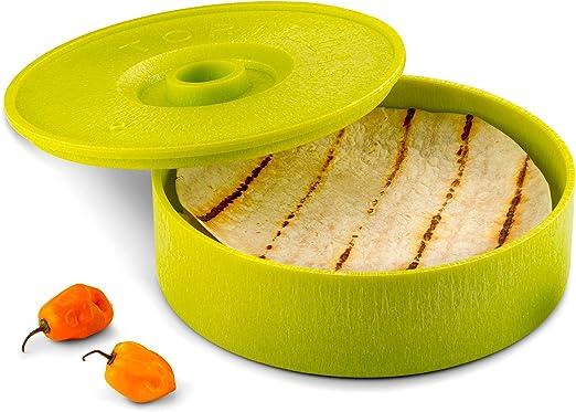 Amazon.com: KooK - Calentador de tortillas (8.0 in ...