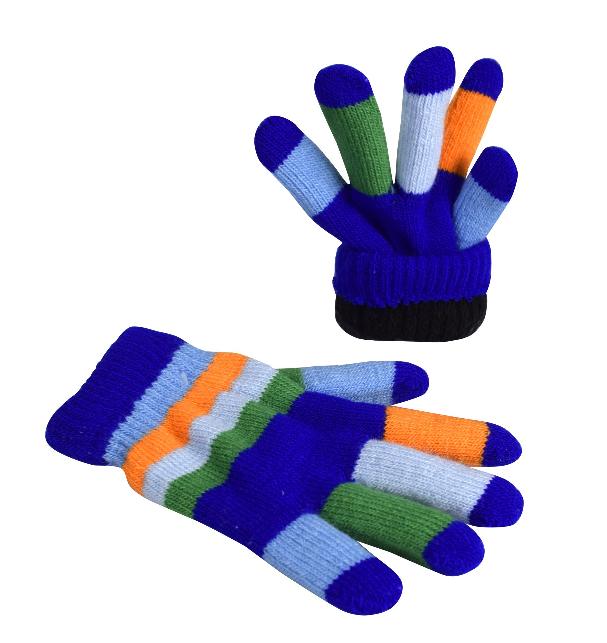 Peach Couture Children/'s Toddler Warm Winter Gloves and Mittens Value packs