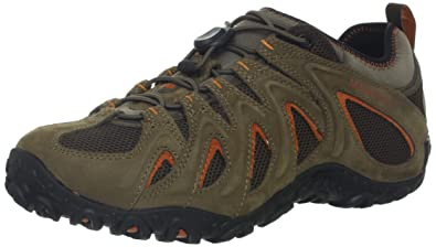 ba802ac8 Amazon.com | Merrell Men's Chameleon 4 Stretch Hiking Shoe | Hiking ...