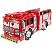 Cars DXV92 Disney 3  Mega véhicule Fire Truck Tiny Lugsworth