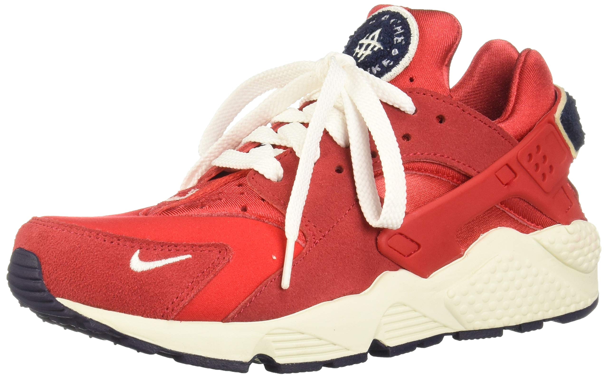 new arrival 27e79 dcd81 Galleon - Nike Huarache Premium Men s Running Shoes University Red Blackened  Blue 704830-602 (11 D(M) US)