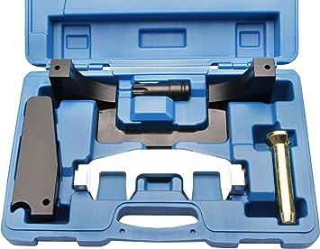 Steuerzeiten Nockenwellen Werkzeug passend für Mercedes Benz M156 M159 Motor
