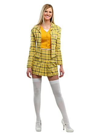 62b4a1bc171eb Amazon.com  Cher Clueless Costume Officially Licensed Clueless Costume for  Women  Clothing