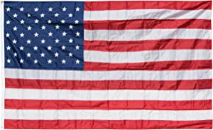 United States Outdoor Nylon Flag, 5' x 8'