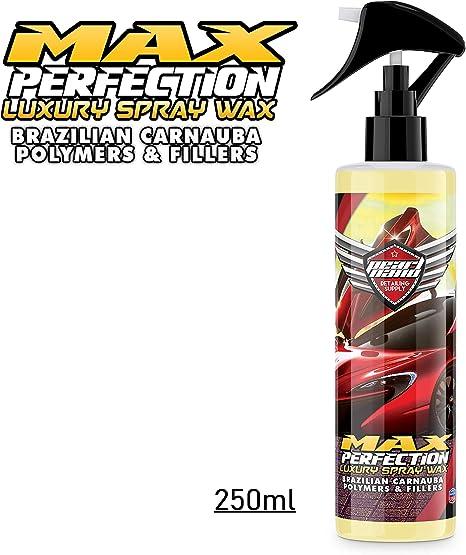 Pearl Nano Car Wax Shine Hydrophobic Spray Spray Wax For Armor Car With Carnauba Wax Car Polish And Car Shine Spray Spray Wax Car Sealant And Paint Protection