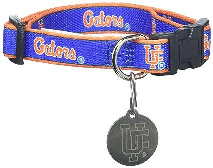 Sporty K9 NCAA Dog Collar. Premium Adjustable Dog Collar -  Football Basketball Collar for Dogs   Cats. - Durable Sports PET Collar - 2  in 24 School Teams ... 05c731b66