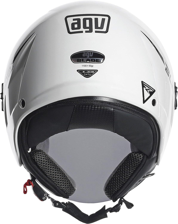 AGV 0421A4A0/_001/_M BLADE E2205 SOLID-GLOSS WHITE M