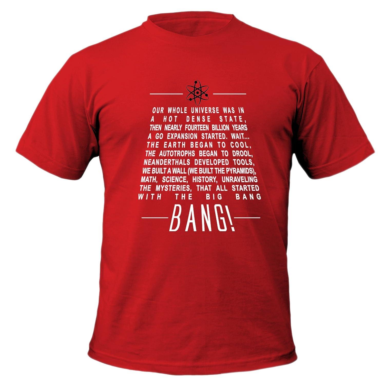 29a1b16ecccca9 Amazon.com  Big Bang Theory Lyrics T-Shirt  Clothing