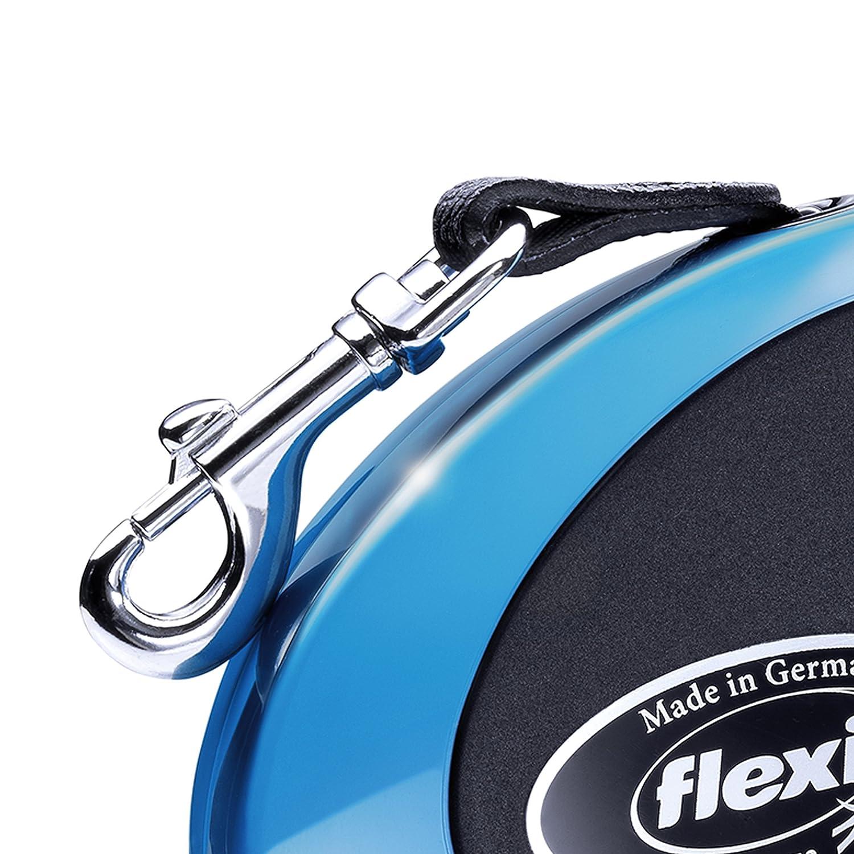 Flexi Roll-Leine Collection M Gurt 5 m für Hunde bis max 25 kg COM.216.SBL.14