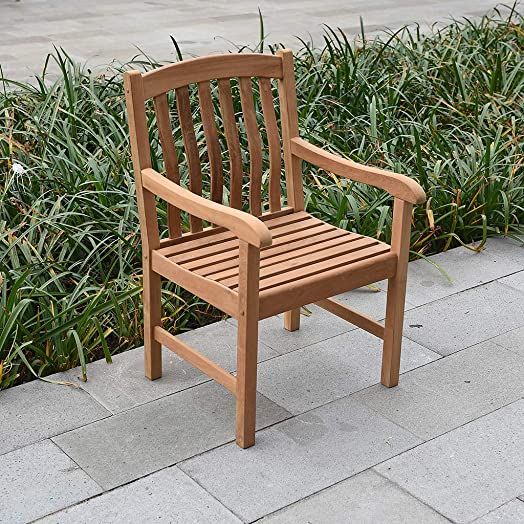 Cambridge Casual Solid Teak Wood Arie