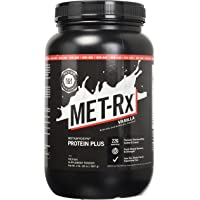 MET-Rx Protein Plus 2 Pound Powder (Vanilla)