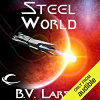 Steel World: Undying Mercenaries, Book 1