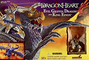 """Dragonheart > Evil Griffin Dragon and King Einon Action Figure"""" /></a></div> <div class="""