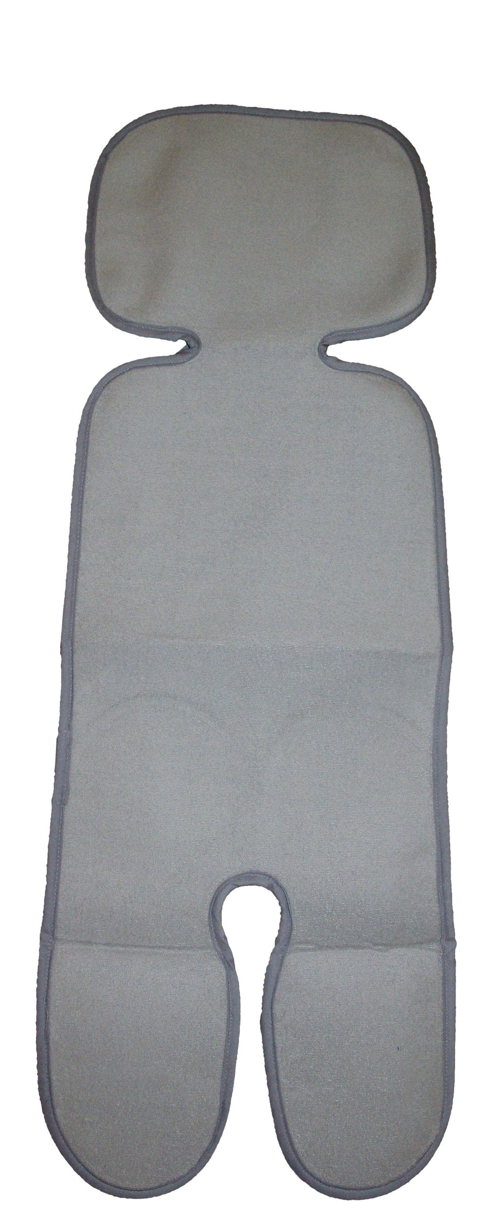 Sweat back mesh stroller seat (also used in the child seat available) Gray
