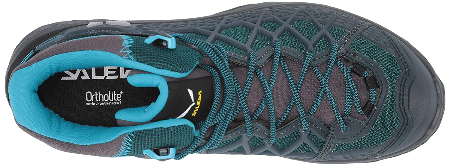 brand new bd7a0 18a77 Salewa Womens Ws Wild Hiker Mid GTX High Rise Hiking Shoes Amazon.co.uk  Shoes  Bags