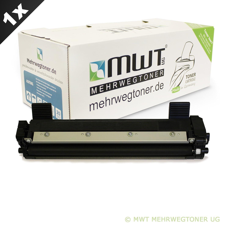 XXL Mehrwegtoner para Brother DCP-1510 / DCP-1512 A/DCP-1601 / DCP ...