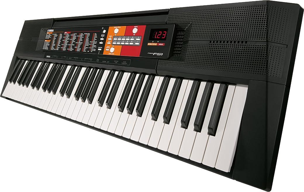 Yamaha Pianos Digitales y Teclados PSR-F51