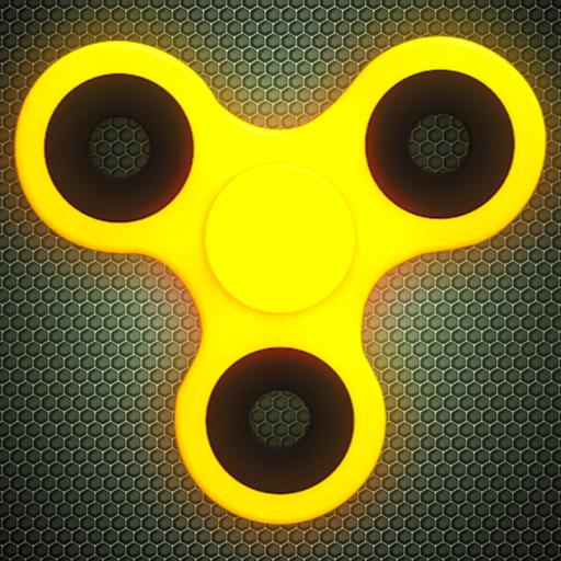 Fidget Spinner Wheel Neon Glow - Stres Çarkı: Amazon.es: Appstore para Android