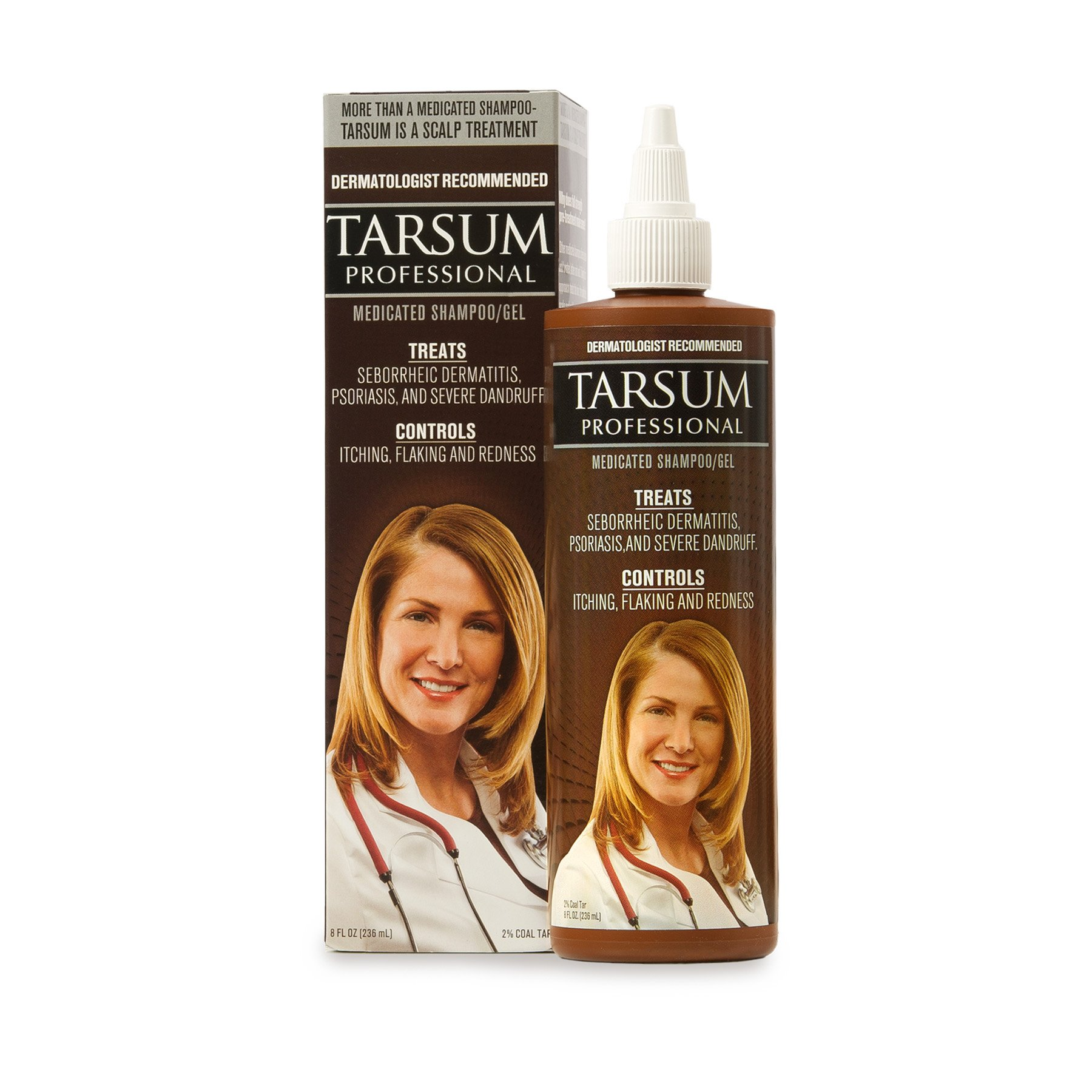 Tarsum Shampoo/Gel from Summers 8 Oz. by Summers Laboratories