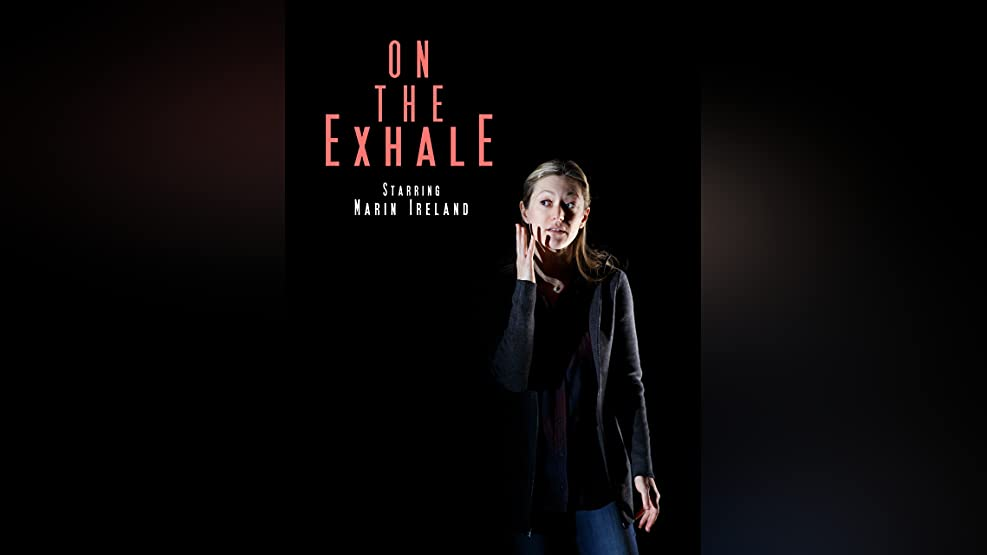 On The exhale