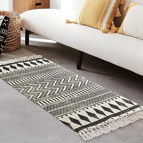 LEEVAN Moroccan Area Rug