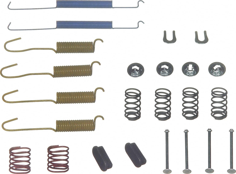 Wagner H7232 Drum Brake Hardware Kit, Rear