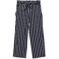 blue seven Mädchen Streifen-Hose Mit Gürtel Pantaln para Niñas