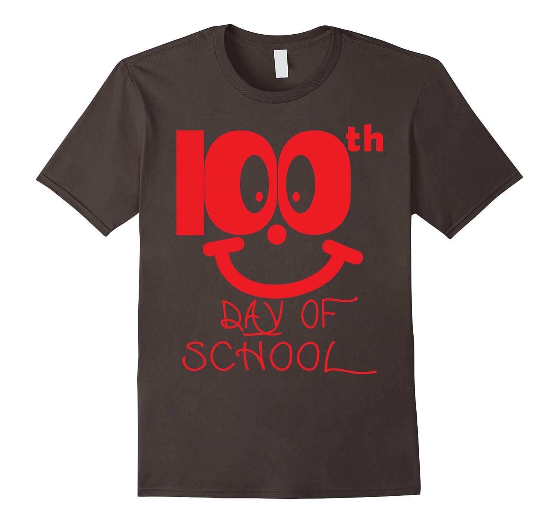 100th Day of School For Teacher Student T-Shirt-CD